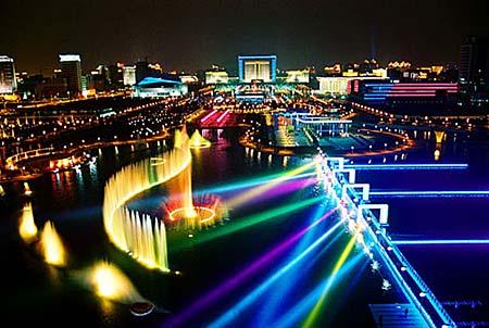 [风景]各地城市夜景美图欣赏